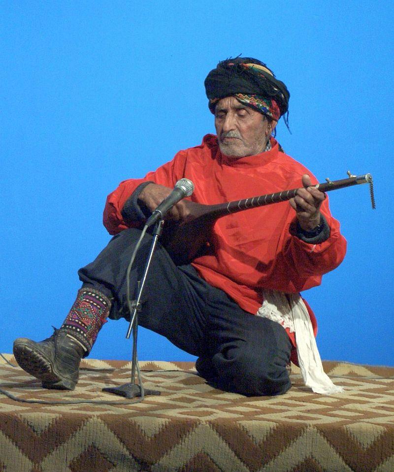 Музика Бахша из Хорасана 7