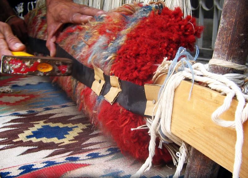 Традиционалне вештине ткања тепиха у Кашану 3
