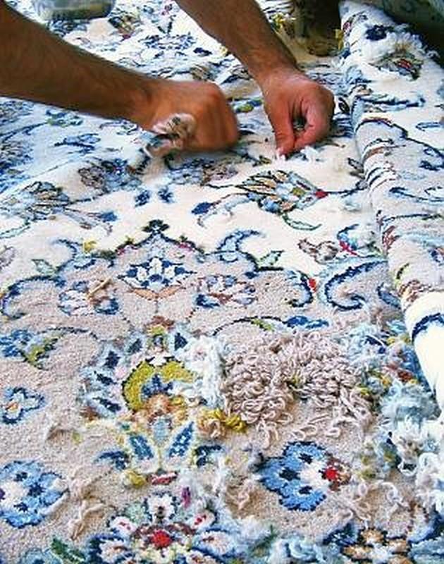 Традиционалне вештине ткања тепиха у Кашану 4