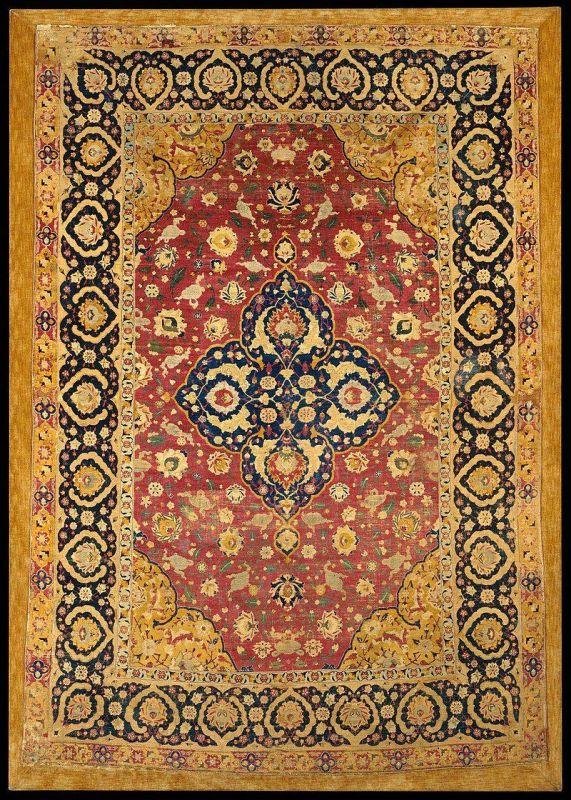 Традиционалне вештине ткања тепиха у Кашану 7