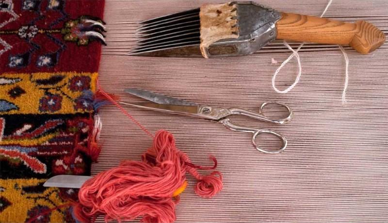 Традиционалне вештине ткања тепиха у Фарсу 1
