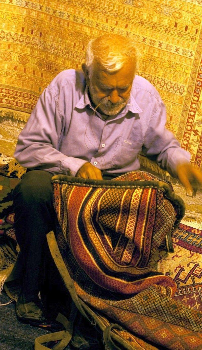Традиционалне вештине ткања тепиха у Фарсу 2