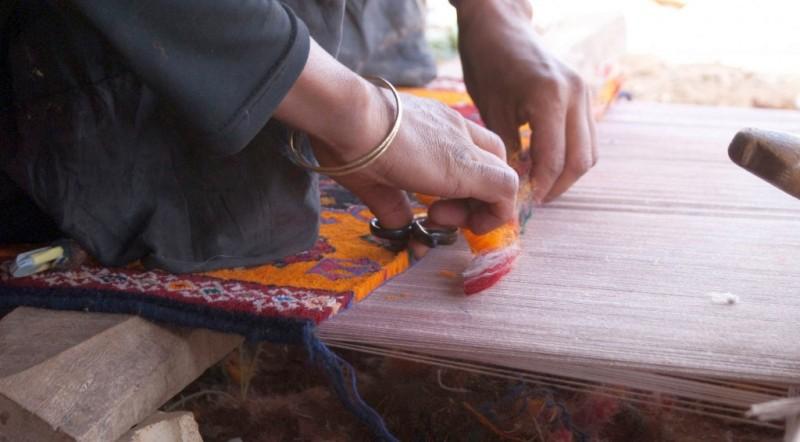 Традиционалне вештине ткања тепиха у Фарсу 3