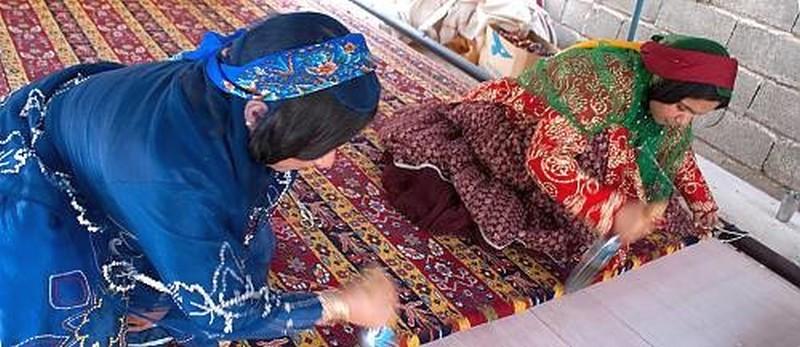 Традиционалне вештине ткања тепиха у Фарсу 4