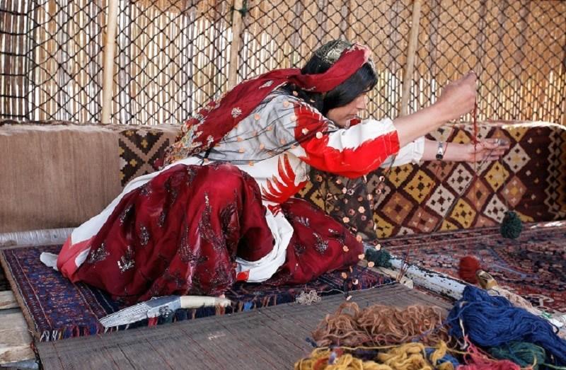 Традиционалне вештине ткања тепиха у Фарсу 5