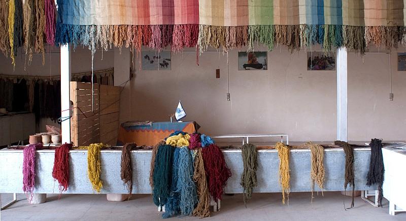 Традиционалне вештине ткања тепиха у Фарсу 8