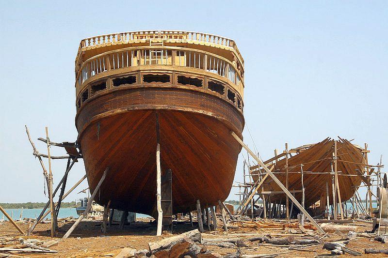 Традиционалне вештине изградње ленџ бродова и пловидбе 3