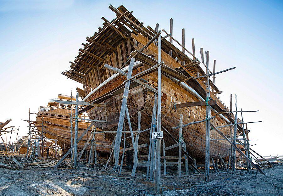 Традиционалне вештине изградње ленџ бродова и пловидбе 7
